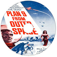 Plan 9 from Outer Space - Sci Fi - Gregory Walcot - 1959