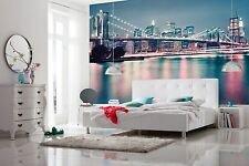 Wallpaper Ciudad de Nueva York Mural De Pared 368x254cm Salon De Arte De Pared Decoración