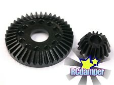 HARD STEEL DIFFERENTIAL RING GEAR TEAM ASSOCIATED TC3 TC4 NTC3 NITRO DIFF