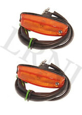 LAND ROVER RANGE ROVER CLASSIC UP TO 1985 SIDE MARKER REPEATER LIGHT LAMP SET