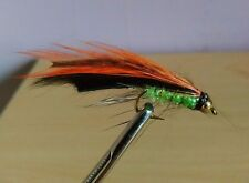 Black Leech Trout Buzzers Trout Lures Dry Fly Fishing Trout Flies
