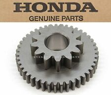 New Genuine Honda Starter Reduction Gear 06-14 TRX450ER OEM #V116
