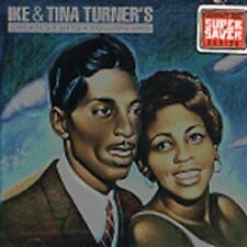 Ike & Tina Turner : Greatest Hits 1 CD (1990) FAST SHIPPING