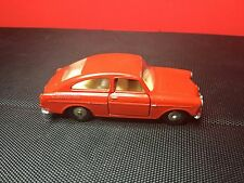 VINTAGE 1967 LESNEY MATCHBOX # 67 VOLKSWAGEN 1600 TL W/CHROME HUB WHEELS