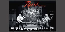 RUSH In Concert Live c.1978 Classic Rock Official Wall POSTER
