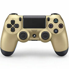 BRAND NEW GENUINE ORIGINAL SONY DUALSHOCK 4 WIRELESS CONTROLLER PS4  ~GOLD~*