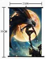 Anime Vampire Hunter D: Bloodlust Wall Poster Scroll Home Decor Cosplay 1088