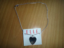 ELLE JEWELRY - STERLING SILVER - BRAND NEW -  NECKLACE
