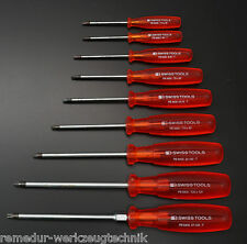 PB SWISS TOOLS 6400 Multicraft Torx ® Schraubendreher Screwdriver Set 9-tlg. NEU