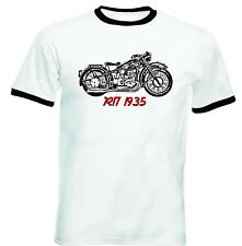 BMW R17 1935 INSPIRED - NEW COTTON TSHIRT - ALL SIZES IN STOCK
