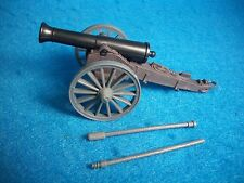 Classic Toy Soldiers Civil War Howitzer cannon (54MM)