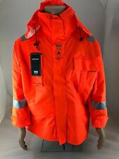 Helly Hansen Mongstad Flame Retardant Waterproof Quilted Jacket Size 3XL RRP £15