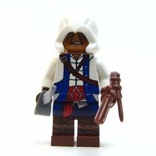 LEGO custom Assassins Creed 2 video game karate ninja ninjago - - Connor Kenway