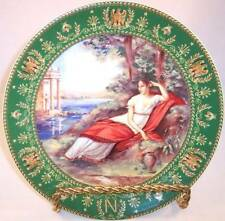 D'Arceau Limoges L'Imperatrice Josephine, Josephine and Napoleon Collector Plate