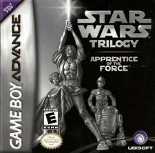 Star Wars Trilogy Apprentice Of The Force -Game Boy Adv