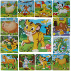 1PC Wooden Puzzle Educational Developmental Baby Kids Training Toy Hottest