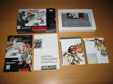 Chrono Trigger Super Nintendo SNES Game Complete Excellent