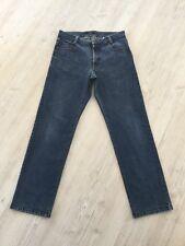 Mac Herren Jeans Hose 35/34 blau