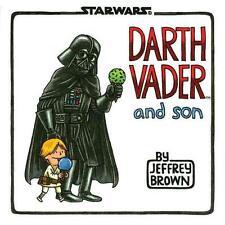 Darth Vader and Son von Jeffrey Brown (2012, Gebunden)