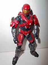 Halo Reach **Red Steel Hazop Spartan** McFarlane Figure Loose!!