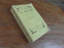 CH. LOUANDRE / LES CARACTERES DE LA BRUYERE + THEOPHRASTE / VARIORUM 1869