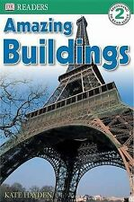 AMAZING BUILDINGS by Kate Hayden : WH4-B144 : PB 203 : NEW BOOK (AP)