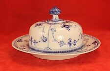 Royal Copenhagen Lace - Dome Covered Butter Dish 502