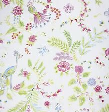 Free Spirit Chinoiserie Chic by Dena Designs PWDF 193 White   BTY Cotton Fabric