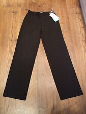 bnwt size 8 womens black formal trousers by mexx Summer Winter Ladies Work