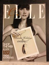 ELLE Magazine Holiday Online Shopping Guide