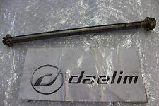 Daelim Otello 125 FI Axis Arbre de roue Essieu de roue Vorne #R7340