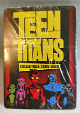 Teen Titans Collectible Card Game (2 Player Starter Set) Sealed
