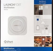 iPort Launchport WallStation for iPad 70142 in WHITE - BRAND NEW!