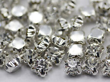 5.20mm SS25 Crystal Sew On Rhinestone Rose Montee Beads 50 PCS