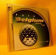 CD Pure Belgium Chapter 3 (2xCD) 24TR 2000 Trance, Tech House