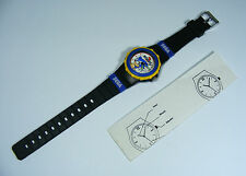 SEGA SONIC 2 Uhr Armbanduhr watch wristwatch official rare collectors item