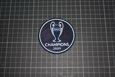 UEFA CHAMPIONS LEAGUE WINNER BADGES / PATCHES 2009