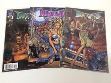 DARKCHYLDE THE LEGACY #1-3 (IMAGE/1998/VOL1/QUEEN/1114229) COMPLETE SET LOT OF 3