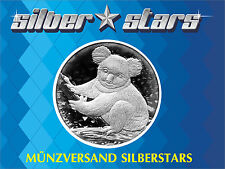 1/2 OZ 999 Silber Silver  50 cent Koala 2009 TOP