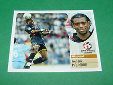 PIQUIONNE RENNES STADE RENNAIS ROAZHON PANINI FOOT 2003 FOOTBALL 2002-2003