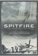 Spitfire - The Birth of a Legend (DVD) New