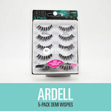 Ardell Demi Wispies False Eyelashes Multipack - 5 Pairs of Quality Lashes.