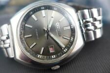 Classic Black Dial 38mm Citizen Stainless Steel Date Automatic