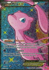 Mew EX - RC24/RC25 Legendary Treasures - EX Karte Englisch Pokemon NM