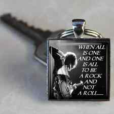 Led Zeppelin Keyring Stairway to Heaven Lyrics Handmade in UK by Dandan Designs
