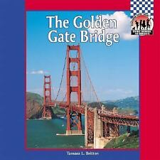 Golden Gate Bridge (Checkerboard Symbols, Landmarks and Monuments)-ExLibrary