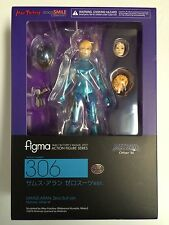IN STOCK! MAX FACTORY Figma Samus Aran: Zero Suit Metroid:  Other M UnMasked USA