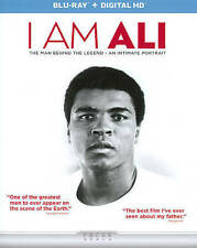 I AM ALI    -BLU RAY & DIG HD-A GREAT MOVIE ABOUT-THE GREATEST-MUHAMMAD ALI  NEW