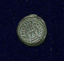 """ITALY/ITALIAN STATES AQUILEIA RAIMONDO  (1273-1299) """"DENARO"""" SILVER COIN, VF"""