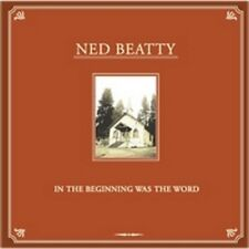 In The Beginning Was The Word By Beatty Ned On Audio CD Album 2006 Very Good